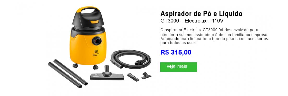 Aspirador de Pó Electrolux GT-3000