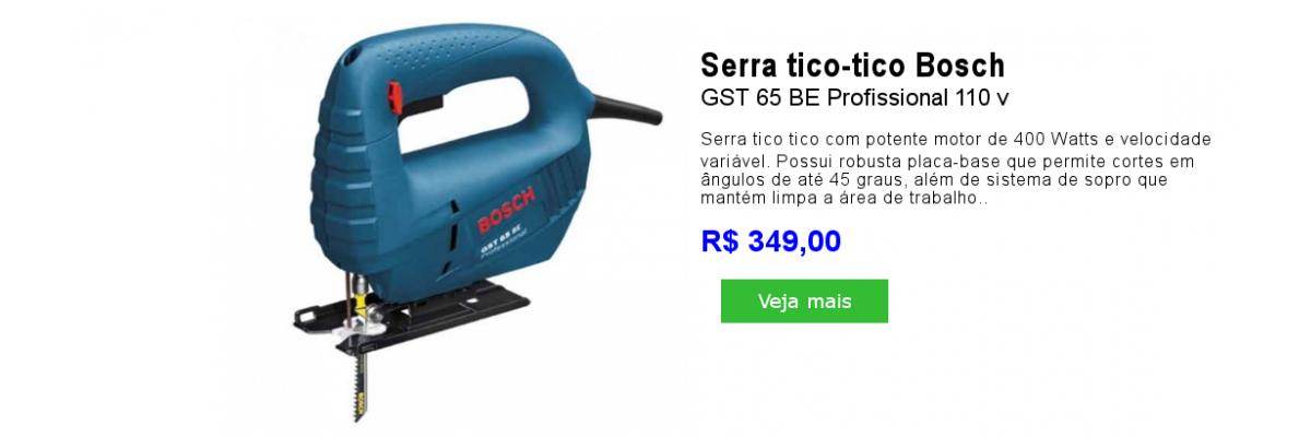 Serra TicoTico Bosch GST-65