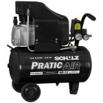 Compressor de Ar Schulz Pratic Air, 2HP - CSA 8,2/25 110 v