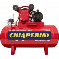 Compressor de Ar - Chiaperini 10/110 - Chiaperini Red