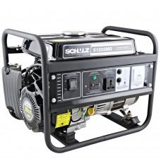 Gerador de Energia à Gasolina 4T Partida Manual Schulz S1200 110v