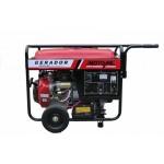 Gerador de Energia a Gasolina de 8000 Watts - 8 KVA - Motomil