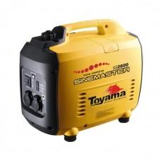 Gerador Digital de energia Toyama TG2600I Silencioso  2,6KVA -  110V - Gasolina