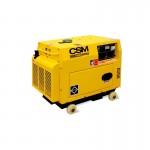 Gerador CSM  diesel GMD5000ES 127/220v